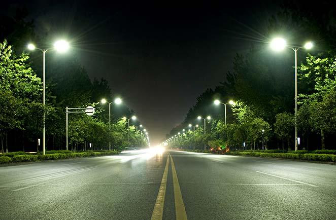 LED LUZ DE LA CALLE