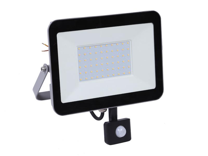 10W-80W Iluminación de proyecto de carretera Controlador de CA Luces de inundación LED IP65