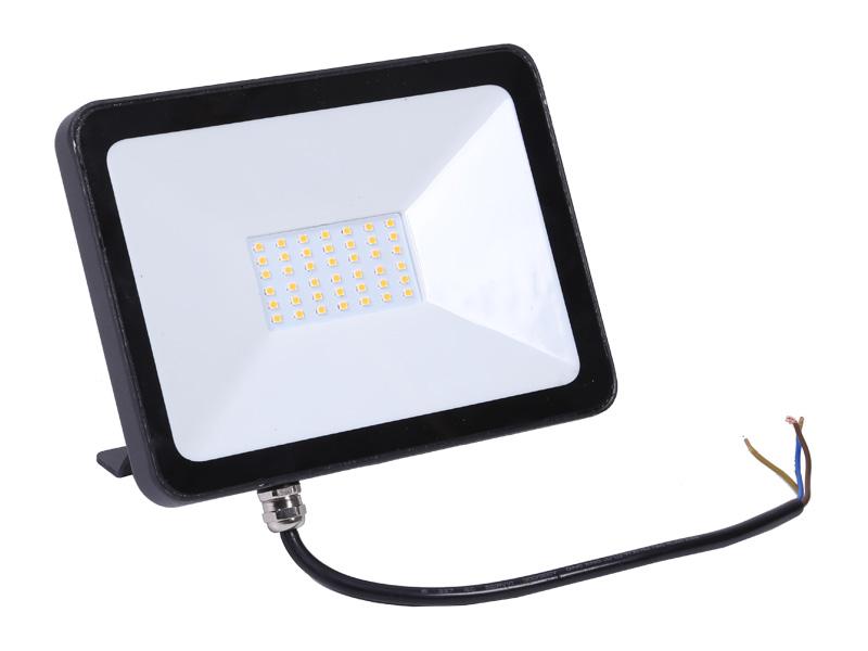 Luz de inundación del estacionamiento LED del controlador lineal IC impermeable IP65