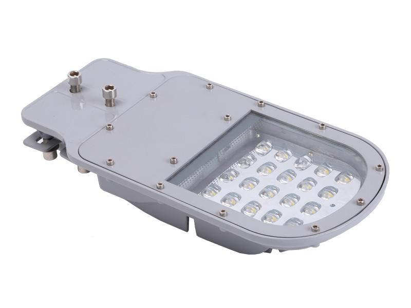 110-140LM / W Impermeable SMD Iluminación exterior Luces de calle LED para aparcamiento