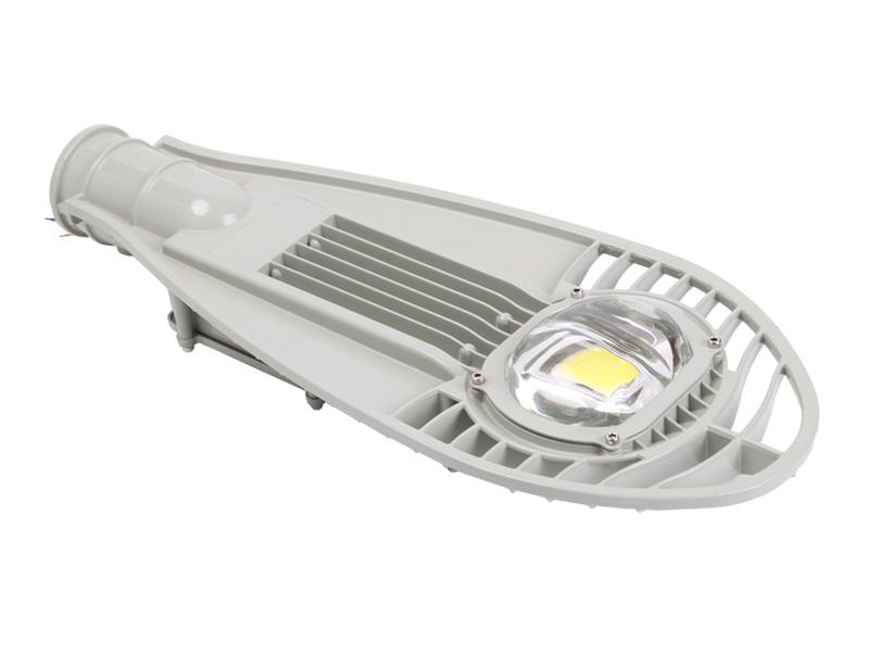 Precio de fábrica 80-130LM / W IP65 LED de luz de calle de estacionamiento al aire libre