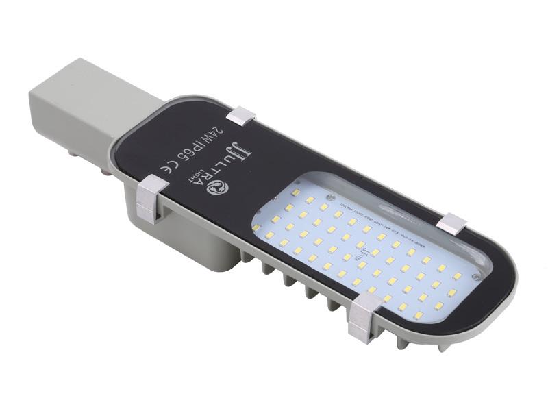 12W-50W IP65 ENEC CB Certificación Proyecto vial Iluminación LED Farola