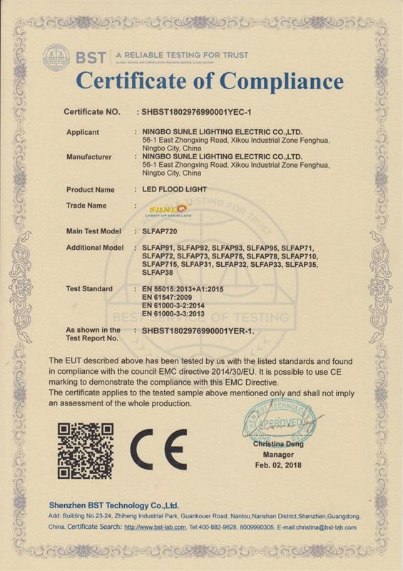Proyectores CE-EMC